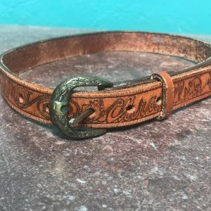 RARE Howdy Doody Kids Belt!! VINTAGE!! Collectible